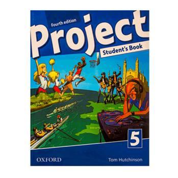 کتاب Project 5 اثر Tom Hutchinson انتشارات Oxford