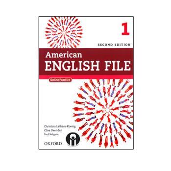 کتاب American English File 1 اثر جمعی از نویسندگان انتشارات الوندپویان