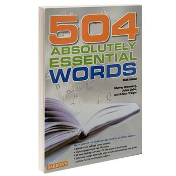 کتاب 504 Absolutely Essential Words اثر Murray Bromberg انتشارات Oxford