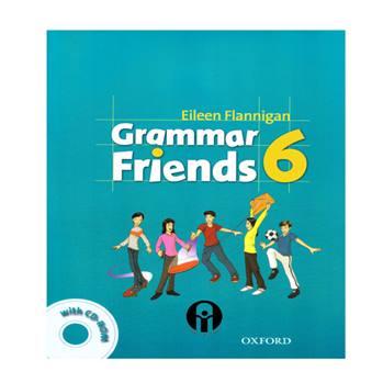کتاب Grammar Friends 6 اثر Eileen Flannigan انتشارات الوندپویان