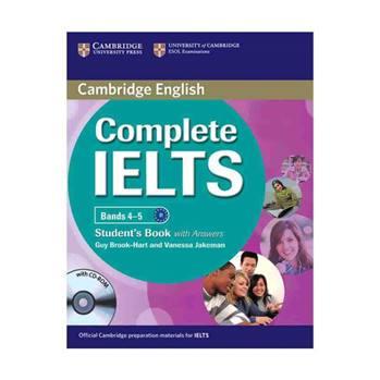 کتاب (Complete IELTS (4-5 اثر جمعی از نویسندگان انتشارات اشتیاق نور
