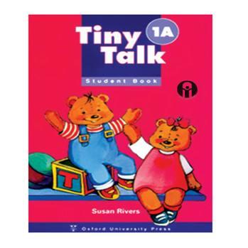 کتاب Tiny Talk 1A اثر Susan Rivers انتشارات الوندپویان