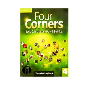 کتاب Four Corners 4 اثر Jack c. Richards and David Bohlke انتشارات الوند پویان