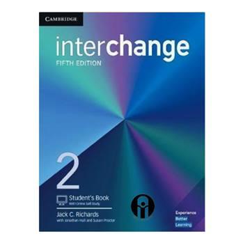 کتاب Interchange 2 Fifth Edition اثر جمعی از نویسندگان انتشارات الوندپویا