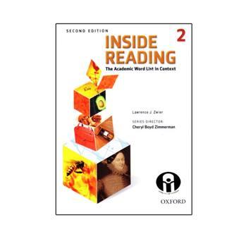 کتاب Inside Reading 2 اثر Lawrence j. Zwier انتشارات الوندپویان