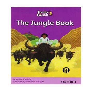 کتاب The Jungle Book اثر Rudyard Kipling انتشارات الوندپویان