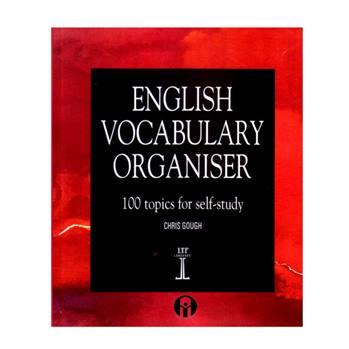 کتاب English Vacublary Organiser اثر Chris Gough انتشارات الوندپویان
