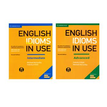 کتاب English Idioms In Use اثر Michael McCarthy And Felicity O`dell انتشارات الوندپویان دو جلدی