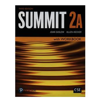 کتاب SUMMIT 2A اثر جمعی از نویسندگان انتشارات رهنما