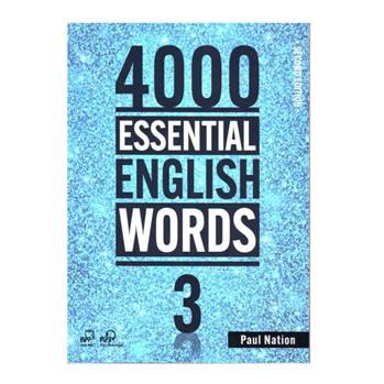 کتاب 4000Essential English Words 3 اثر Paul Nation انتشارات Compas Publishing