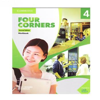 کتاب Four Corners 4 Second Edition اثر Jack C. Richards And David Bohlke انتشارات الوندپویان
