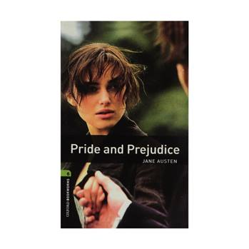 کتاب Pride and Prejudice اثر JANE AUSTEN انتشارات OXFORD