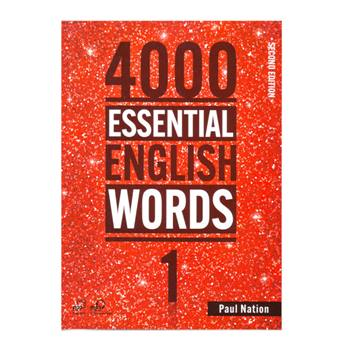 کتاب 4000Essential English Words 1 اثر Paul Nation انتشارات Compas Publishing