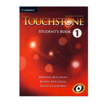کتاب Touchstone 1 اثر جمعی از نویسندگان انتشارات Cambridge