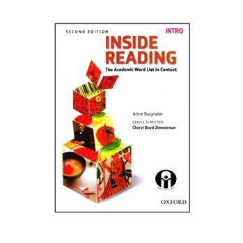 کتاب Inside Reading Intro اثر Arline Burgmeier انتشارات الوند پویان