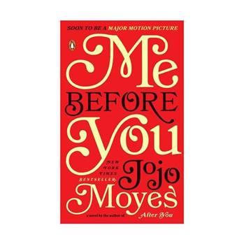 کتاب Me Before You اثر jojo moyes انتشارات penguin