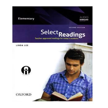 کتاب Select Readings Elementary اثر Linda Lee انتشارات الوندپویان