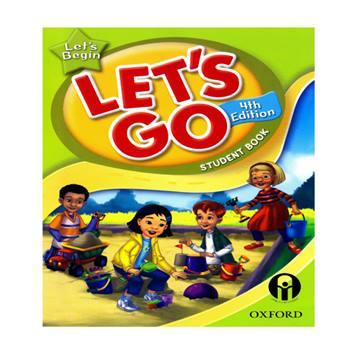 کتاب Let`s Go Let`s Begin اثر جمعی از نویسندگان انتشارات الوندپویان