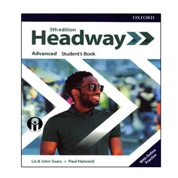 کتاب Headway Advanced 5th Edition اثر جمعی از نویسندگان انتشارات الوندپویان