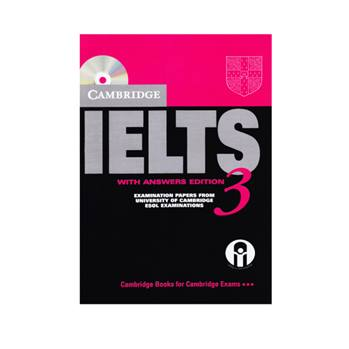 کتاب Cambridge IELTS 3 اثر جمعی از نویسندگان انتشارات الوندپویان
