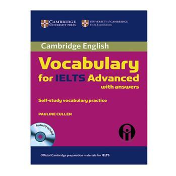کتاب Vocabulary For Ielts Advanced اثر Pauline Cullen انتشارات الوند پویان