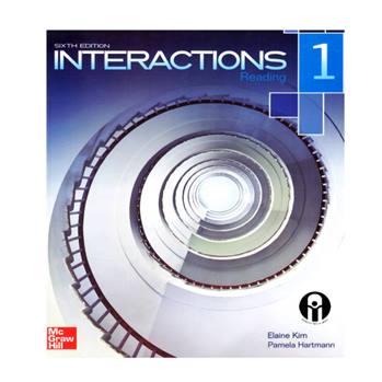 کتاب Interactions 1 اثر Elaine Kirn And Pamela Hartmann انتشارات الوندپویان