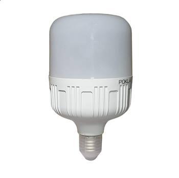 لامپ ال ای دی استوانه ای 30 وات پوکلا