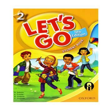 کتاب Let`s Go 2 اثر جمعی از نویسندگان انتشارات الوندپویان
