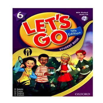 کتاب Let`s Go 6 اثر جمعی از نویسندگان انتشارات الوندپویان