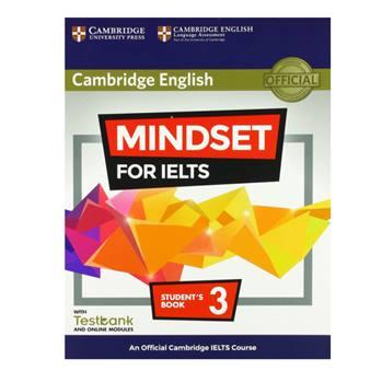 کتاب Cambridge English Mindset For IELTS 3 اثر جمعی از نویسندگان انتشارات Cambridge