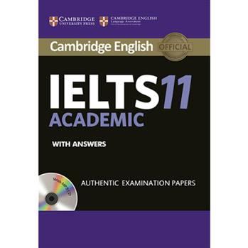 کتاب Cambridge English IELTS 11 Academic اثر جمعی از نویسندگان انتشارات Cambridge