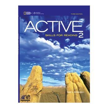 کتاب ACTIVE SKILL FOR READING 2 اثر NEIL J ANDERSON انتشارات رهنما