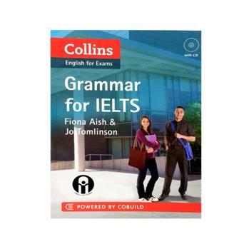 کتاب Grammar for IELTS اثر Fiona Aish and Jo Tomlinson انتشارات الوند پویان