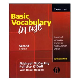 کتاب Basic Vocabulary In Use اثر جمعی از نویسندگان انتشارات الوندپویان