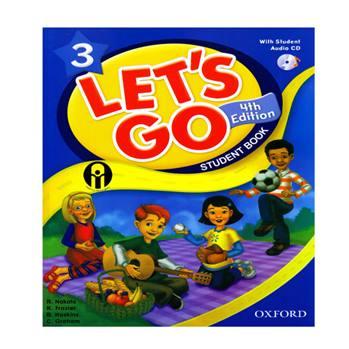 کتاب Let`s Go 3 اثر جمعی از نویسندگان انتشارات الوندپویان