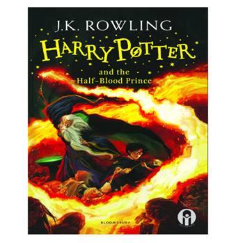 کتاب Harry Potter and the Half-Blood Prince اثر J.K. Rowling انتشارات الوندپویان