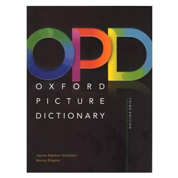 کتاب Oxford Picture Dictionary اثر Jayme Adelson انتشارات الوندپویان