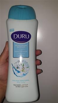 شامپو برای موهای معمولی دورو DURU عصاره بابونه 600 میل