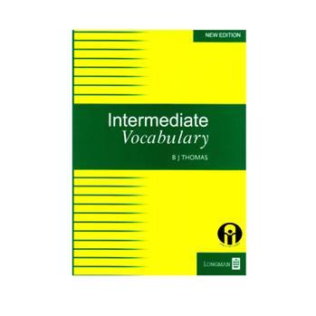 کتاب Intermediate Vocabulary اثر B J Thomas انتشارات الوند پویان