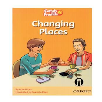 کتاب Changing Places اثر Alan Hines انتشارات الوندپویان