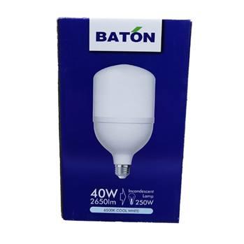 لامپ ال ای دی 40 وات بتن BATON
