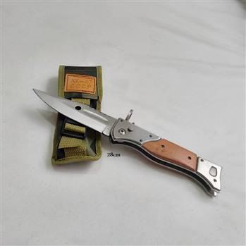 کاردچاقوی شکاری مدل ak47 cccp