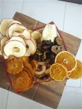 مخلوط 10 میوه خشک