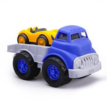 کامیون کفی و ماشین مسابقه اسباب بازی نیکو مدل V-107