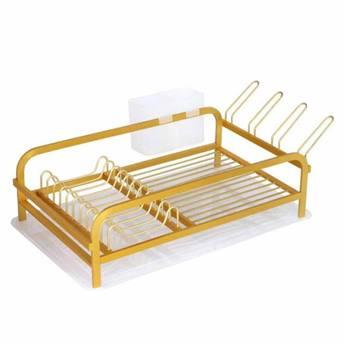 آبچکان رومیزی اطلس مدل یاس طلایی