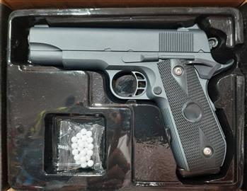 تفنگ فلزی کلت ایرسافت مدل V9