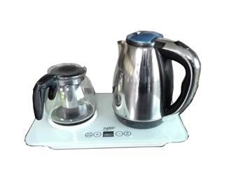 چای ساز پارس پیدن مدل HTM-1212 (صفحه شیشه ای سکوریت نشکن )