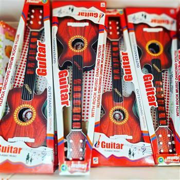 گیتار 90 سانتی شش سیم